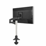 SINGLE MONITOR STANDS W/VESA MOUNT CREATE MORE DESKTOP SPACE. ADJUSTABLE, FIXED, FREE STANDING, WALL MOUNTS, GAMING MONITOR MOUNTS: