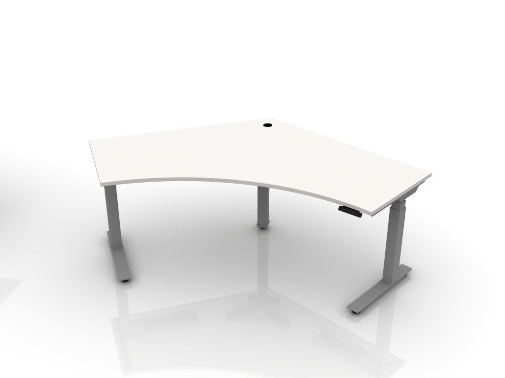 SIT STAND DESK FOR CONTROL ROOMS. FREE SHIPPING IN 7 BIZ DAYS.
