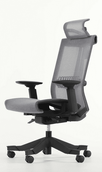 THE BACKBONE VERTEBRAE MESH CHAIR BY ERGONOMICHOME.COM. WE'VE GOT YOUR BACK! MODEL EH-S6-DAL-WGNM3:</b></font>  </b></font></b>