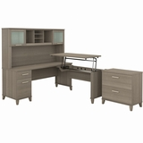 SOMERSET COLLECTION BY BUSH FURNITURE. FREE SHIPPING FROM ERGONOMIC HOME. SALE ENDS 9-17-21.