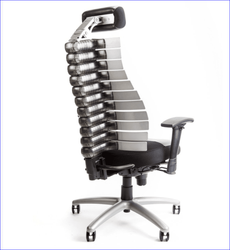 THE VERTE CHAIR IS THE BEST ERGONOMIC CHAIR. ADJUSTS AUTOMATICALLY W/YOUR BACK MOVEMENTS. COMFORT TO THE BONE W/LUMBAR SUPPORT & ADJUSTABLE HEADREST. <font color=red>PRICE INCREASE MAR-1-2021 ORDER NOW:</font>
