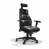 FREE SHIPPING ON VERTE ERGONOMIC ADJUSTABLE CHAIR W/HEADREST W/LUMBAR SUPPORT. RATED @300LBS. SALE ENDS 8-6-21: