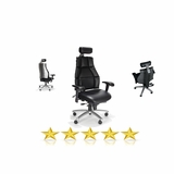 VERTE ERGONOMIC CHAIR. RADIOLOGY CHAIR. ADJUSTABLE BACK. LUMBAR SUPPORT W/ADJUSTABLE HEADREST #22011. <font color=#c60><b>ADD TO CART FOR FREE SHIPPING.</font></b> RATING:&#11088;&#11088;&#11088;&#11088;&#11088;</b></font>