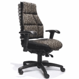 VERTE OFFICE CHAIR #22305. NO HEADREST.