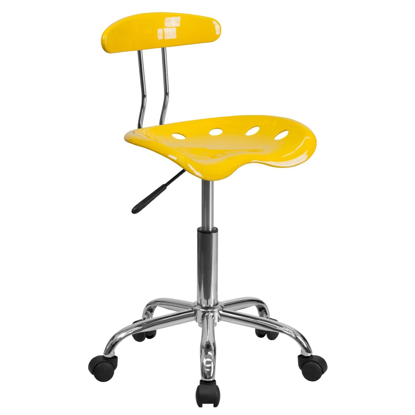 Swivel Task Chair|Adjustable Swivel Chair for Desk and Office with Tractor Seat