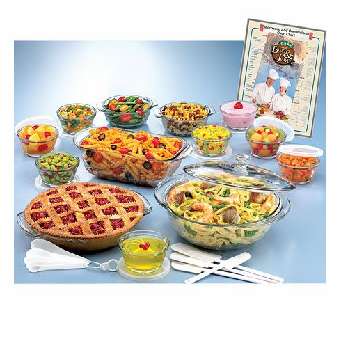 Anchor Hocking Glass Ovenware Set