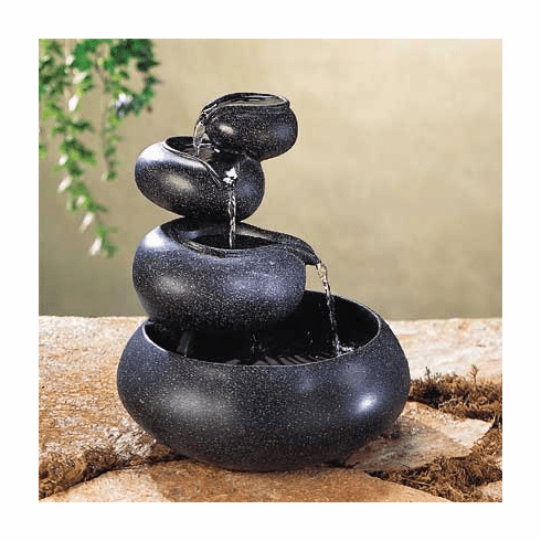 Bowl Shaped Step Fountain