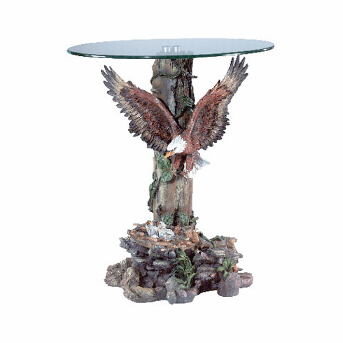 Eagle GlassTop Table