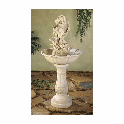Fairy Maid Garden Water Fountain