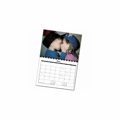 Personalized Photo Calendar One Photo Calendar
