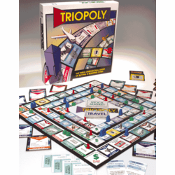 Triopoly Board Game