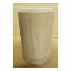 Large Bamboo Cup