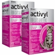 12 MONTH Activyl Spot-On for Cats & Kittens (2-9 lbs)