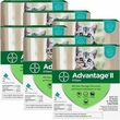 Advantage II Flea Control for Kittens 2-5 lbs, 12 Month