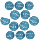 iFetch Tennis Balls 12-Pack - Large