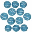 12-PACK iFetch Tennis Balls - Small