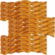 "Redbarn 7"" Braided Bully Stick (12 Pack)"