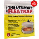 12-Pack Victor Ultimate Flea Trap Refills (36 Refill Disks)