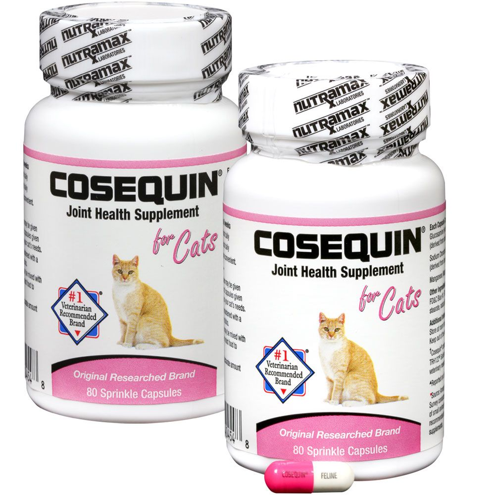 Cosequin for Cats 80 count 2-Pack Sprinkle Capsules (160 counts) im test