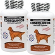 2-PACK Cosequin DS 132 Count (264 CHEWABLE TABLETS)