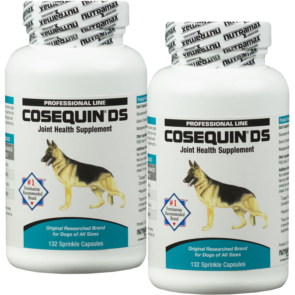 Image of Cosequin DS 132 Count - 2-PACK (264 capsules)