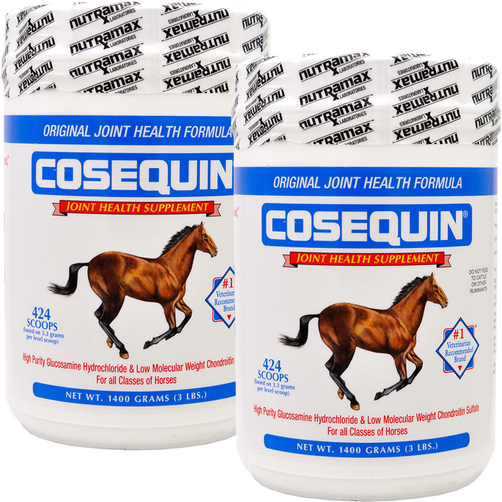2 Pack Cosequin EQUINE Powder Concentrate - 2800 gm - from EntirelyPets