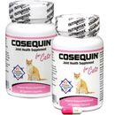 2 PACK Cosequin for Cats 80 count (160 CAPSULES)