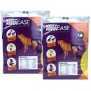 2 Pack SnuggEase Protective Pants for Dogs - Xsmall