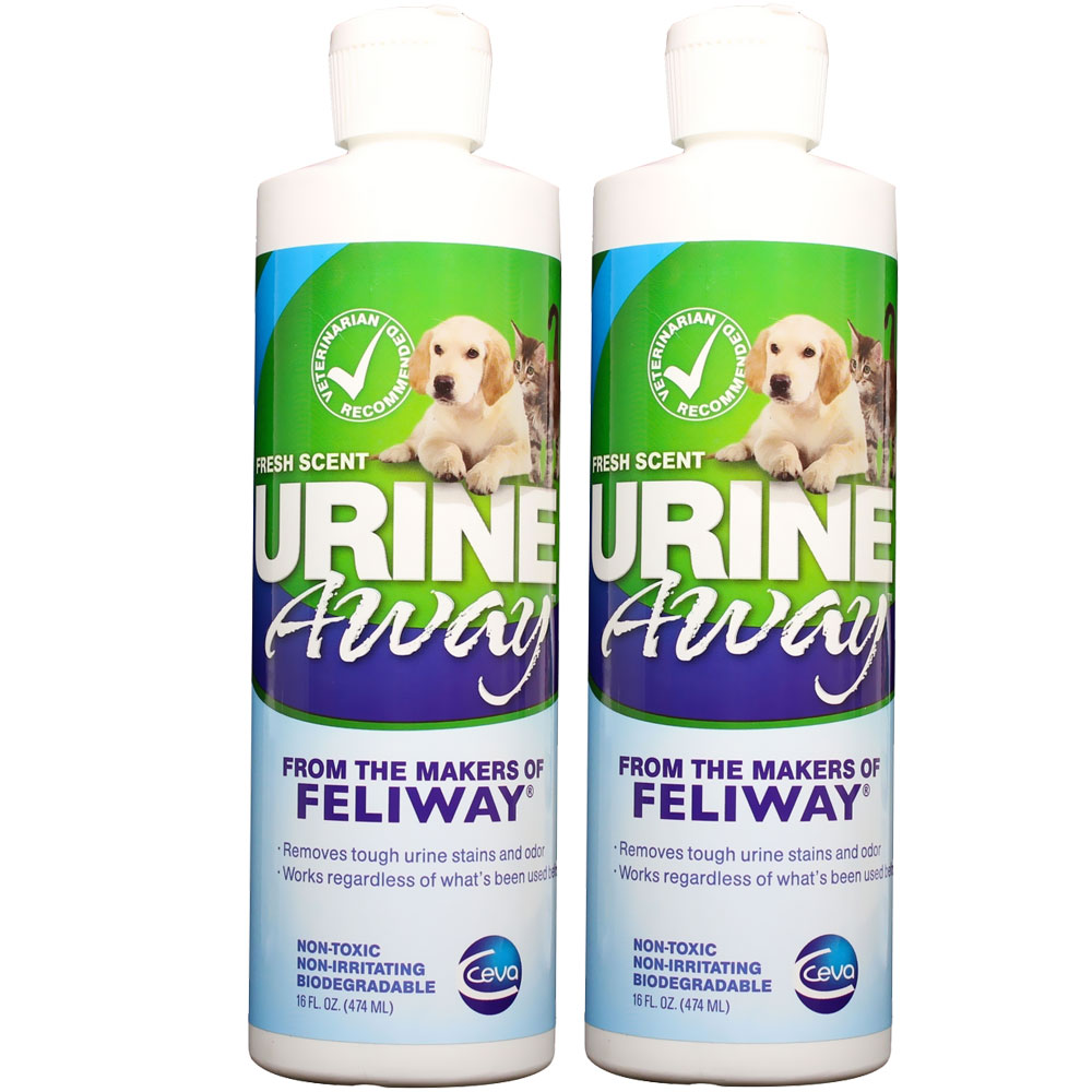 2-PACK URINE-AWAY 32 oz Soaker im test
