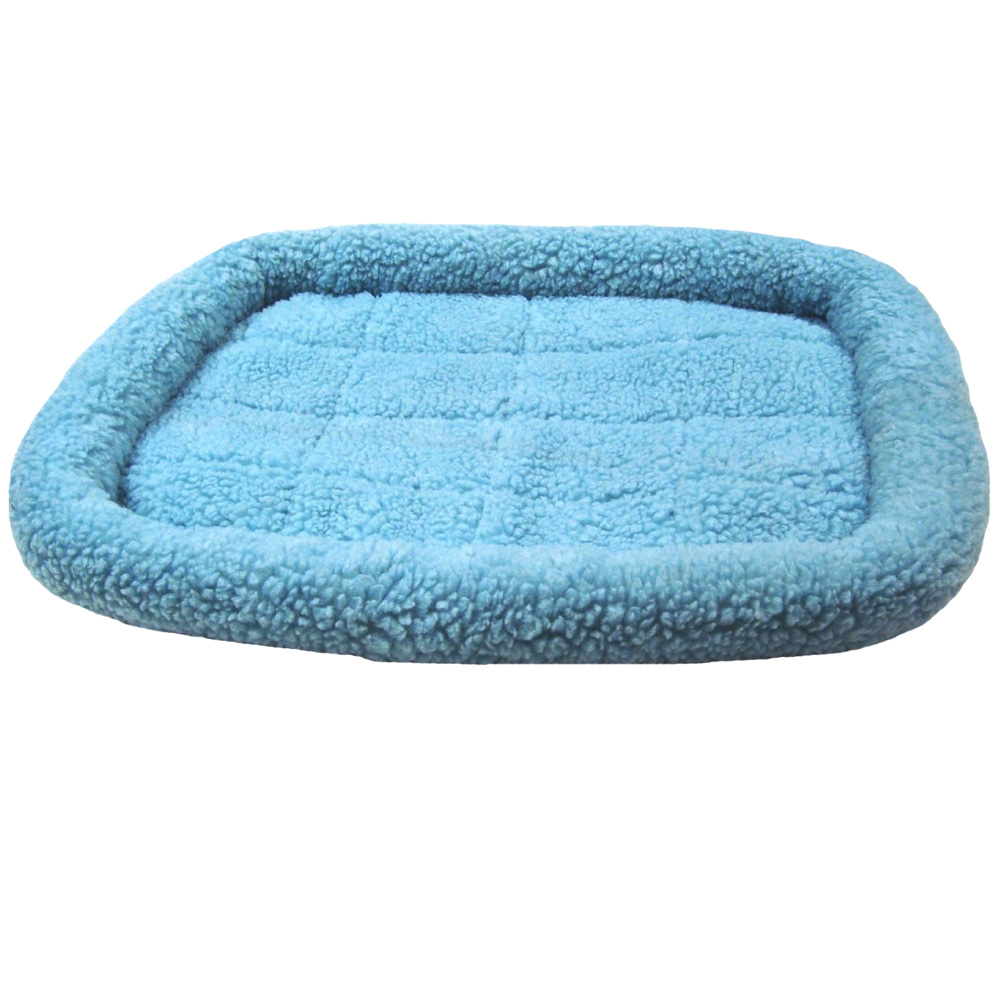 2000 Sheepskin Bumper Bed 25x20 - Blue im test