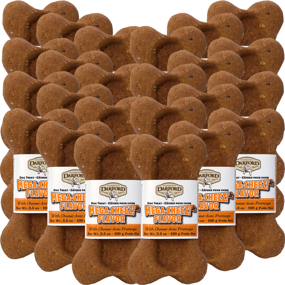 Image of Darford MegaBone Jr Cheese 24 PACK (84 oz)