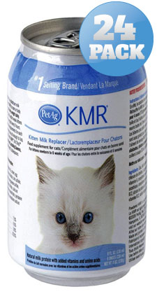 KMR Liquid Milk Replacer for Kittens 24-Pack (192 OZ) im test