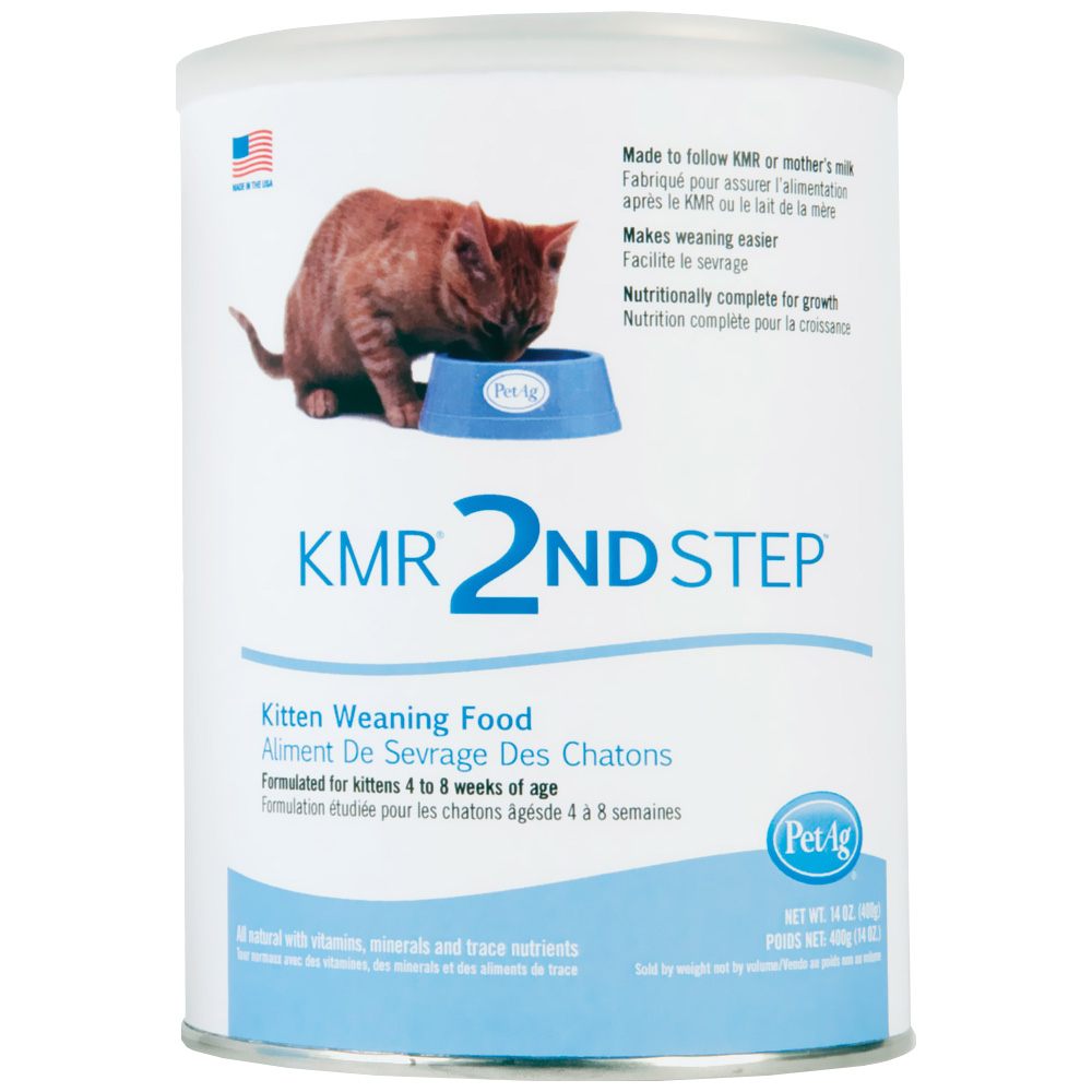 KMR 2nd Step Kitten Weaning Food (14 oz)