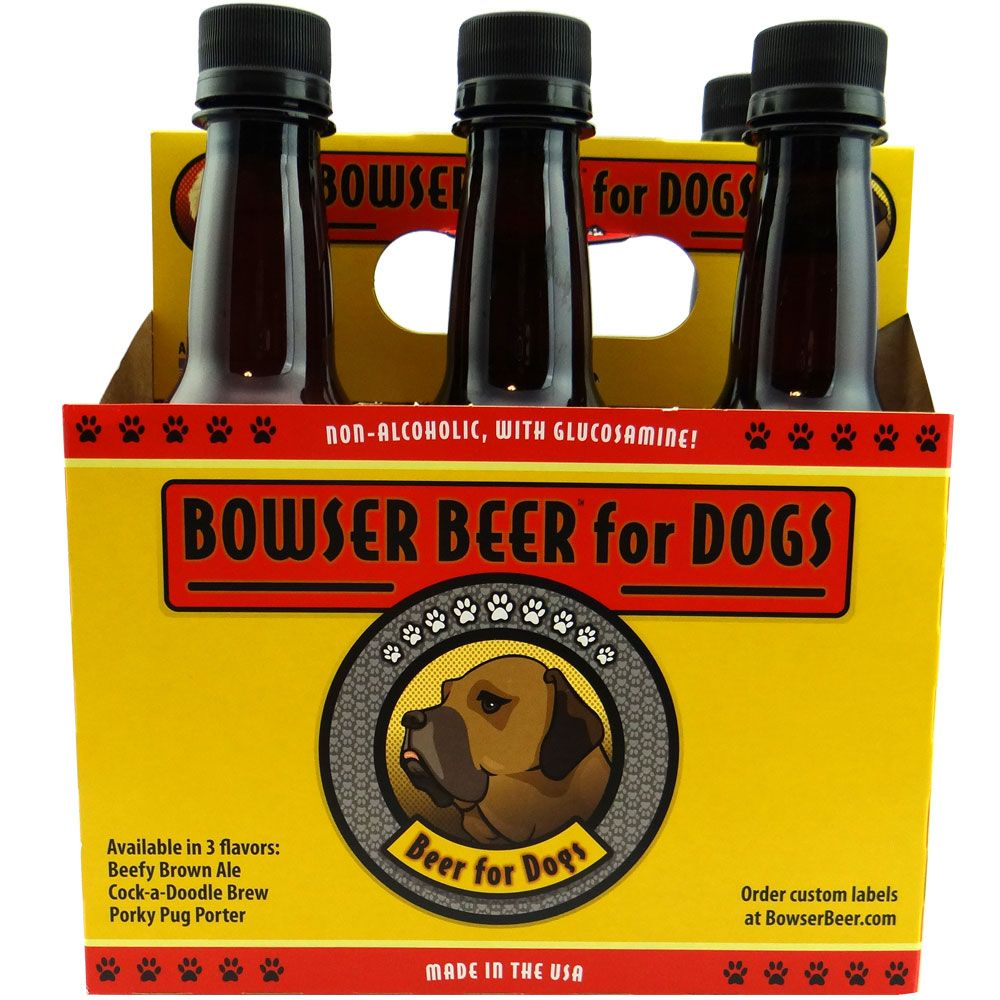 3 Busy Dogs Bowser Beer - 6 Pack Porky Pup Porter (12 oz) im test