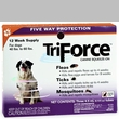3 MONTH TriForce Orange for DOGS 40-60 lbs