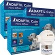 3 PACK ADAPTIL Calm Home Diffuser for Dogs (30 Day Starter Kit) 144 ml