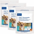 3-PACK CET Enzymatic Chews for Extra Small Dogs (90 Chews)
