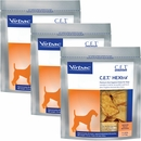 3-PACK CET Hextra Premium Enzymatic for Medium Dogs (90 Chews)