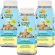 3-PACK Citrus Magic Litter Box Odor Eliminator Fresh Linen (33.6 oz)