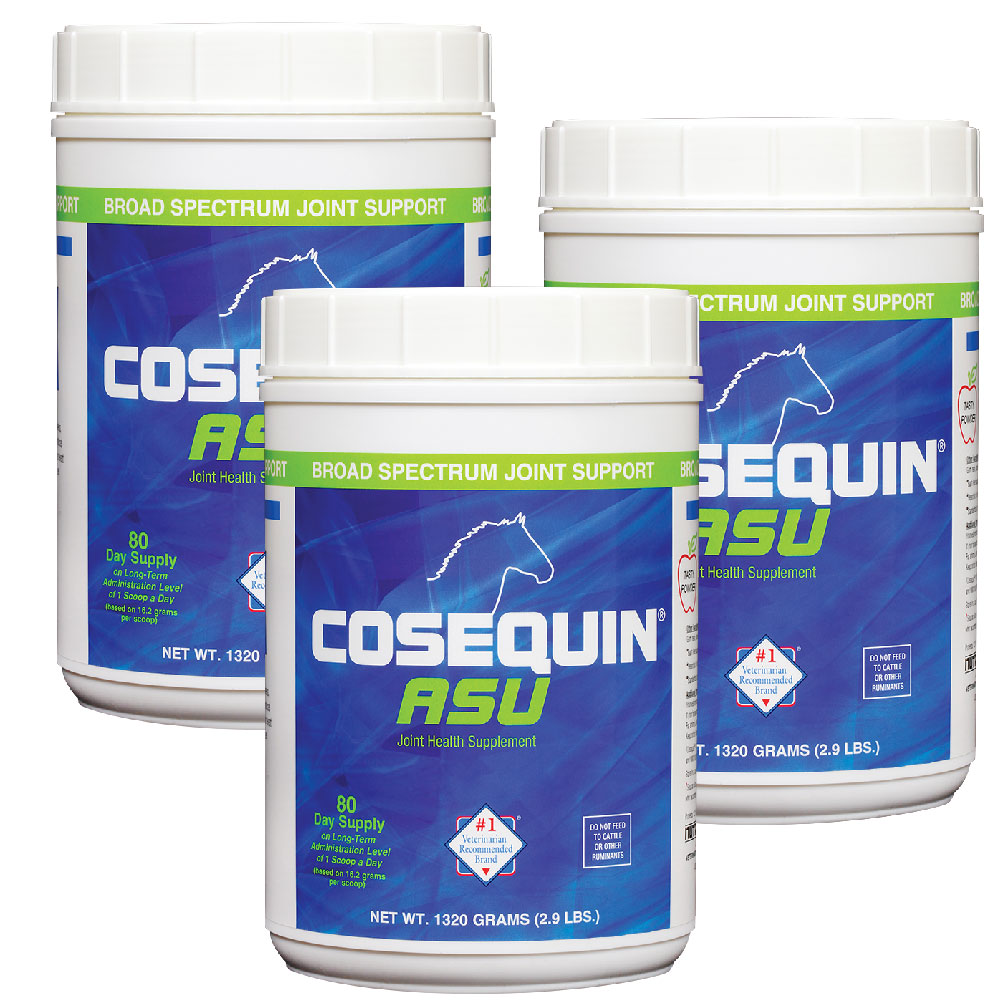 Cosequin ASU for Horses 3-Pack (3960 gm) im test