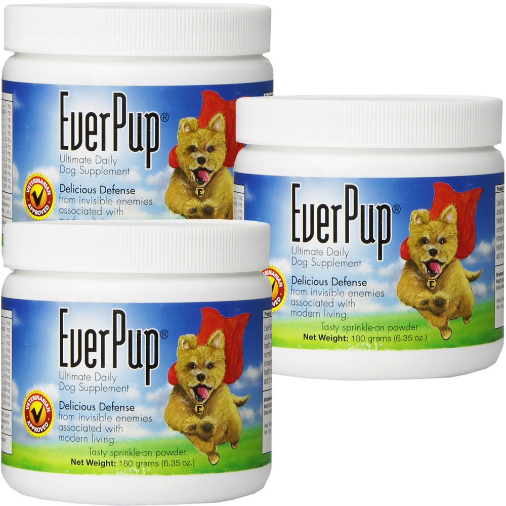 EverPup Ultimate Daily Dog Supplement 3-PACK (6.35 oz) im test