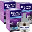 3 PACK FELIWAY CLASSIC Refill for Cats (144 mL)