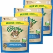 3-PACK Greenies Feline Dental Treats - Tempting Tuna Flavor (16.5 oz)