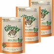 3-PACK Greenies Feline Dental Treats - Oven Roasted Chicken Flavor (7.5 oz)