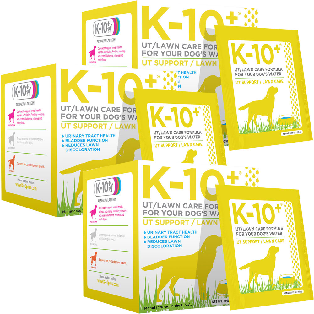 Image of K-10+ UT Support/Lawn Care 3-Pack