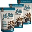 3-PACK Lil' Bitz Flame Roasted Chicken Training Treats (12 oz)