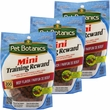 Pet Botanics Mini Training Reward Treats 3-PACK - Beef (12 oz)