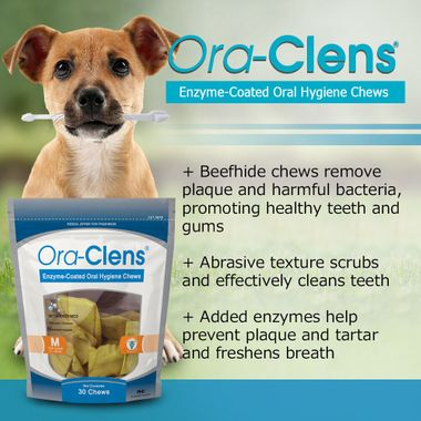 3-PACK-ORA-CLENS-ORAL-HYGIENE-CHEWS-MEDIUM-90-CHEWS