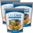 3-PACK Ora-Clens Oral Hygiene Chews Medium (90 Chews)