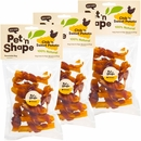 3-PACK Pet 'n Shape Chik 'n Sweet Potato (12 oz)